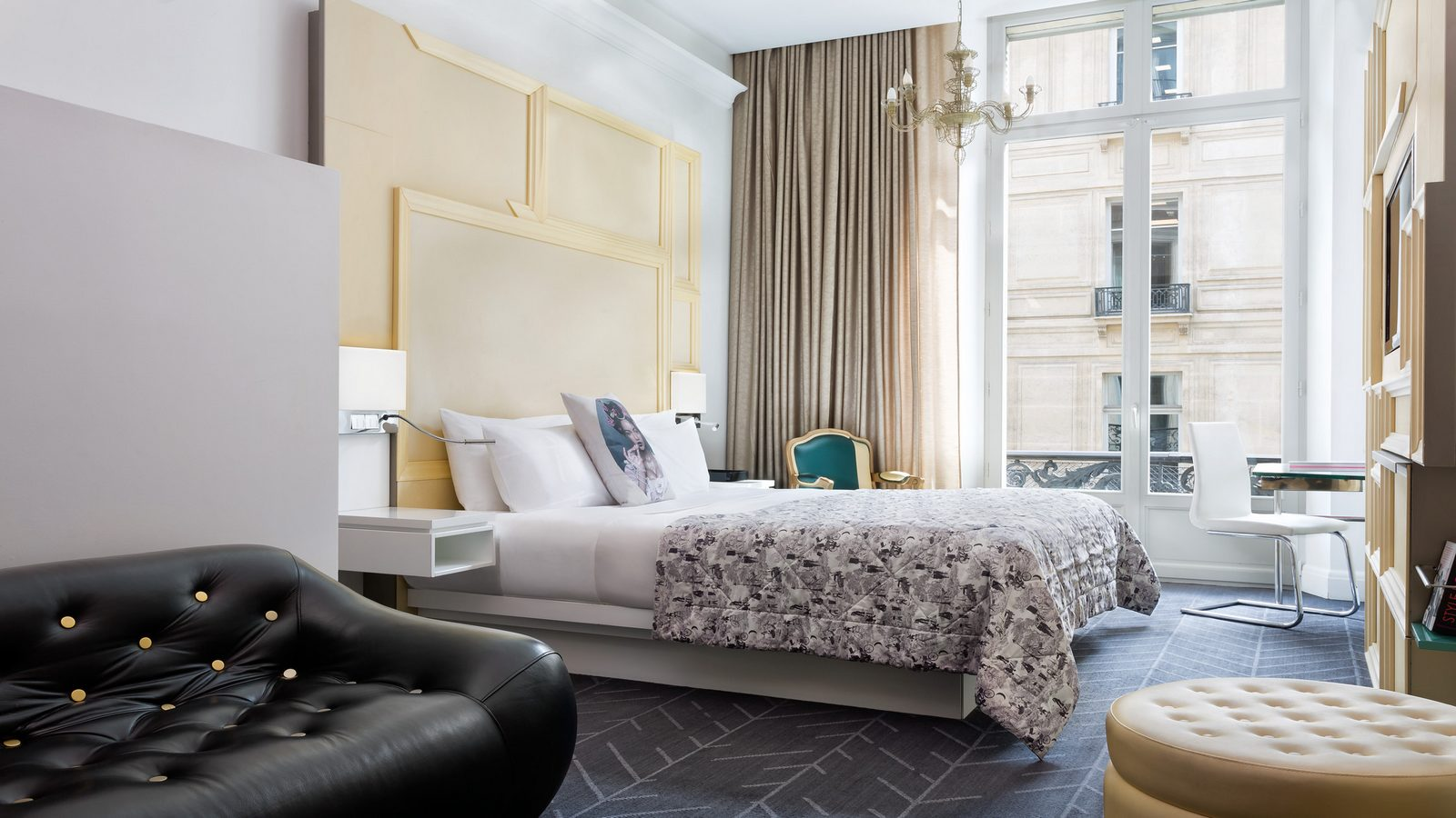 Fantastic Suite in W Paris-Opera