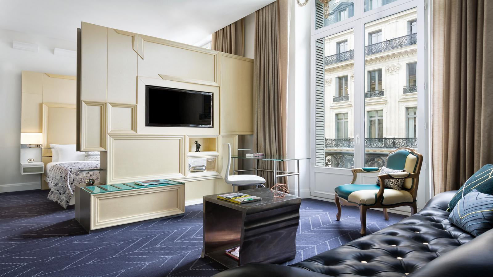 Marvelous Suite in W Paris-Opera